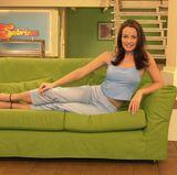 """Nur ein Jahr moderierte Sabrina Staubitz die RTL-Talkshow """"Sabrina"""". Im Jahr 2000 war leider Schluss."""