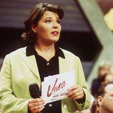 """Eine besonders trashige Talkshow moderierte Vera Int-Veen auf Sat.1. """"Vera am Mittag"""" hielt sich von 1996 bis ins Jahr 2006."""