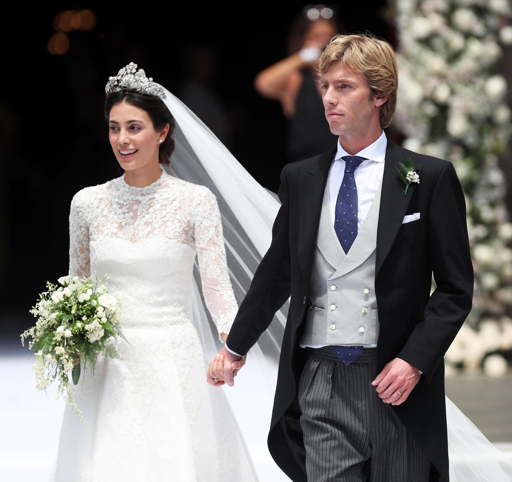 Prinz Christian von Hannover hat in Peru geheiratet