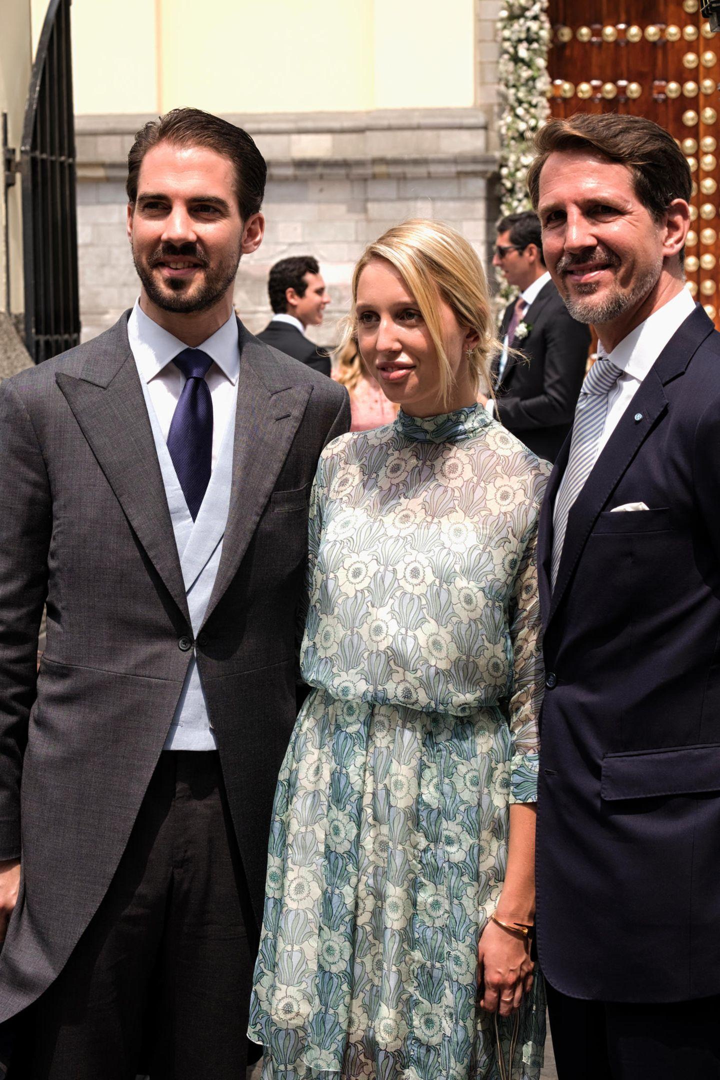 Prinz Christian Und Alessandra De Osma Traumhochzeit In Lima Gala De