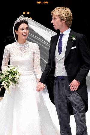 Prinz Christian und Alessandra de Osma: Die schönsten Bilder der Welfen-Hochzeit