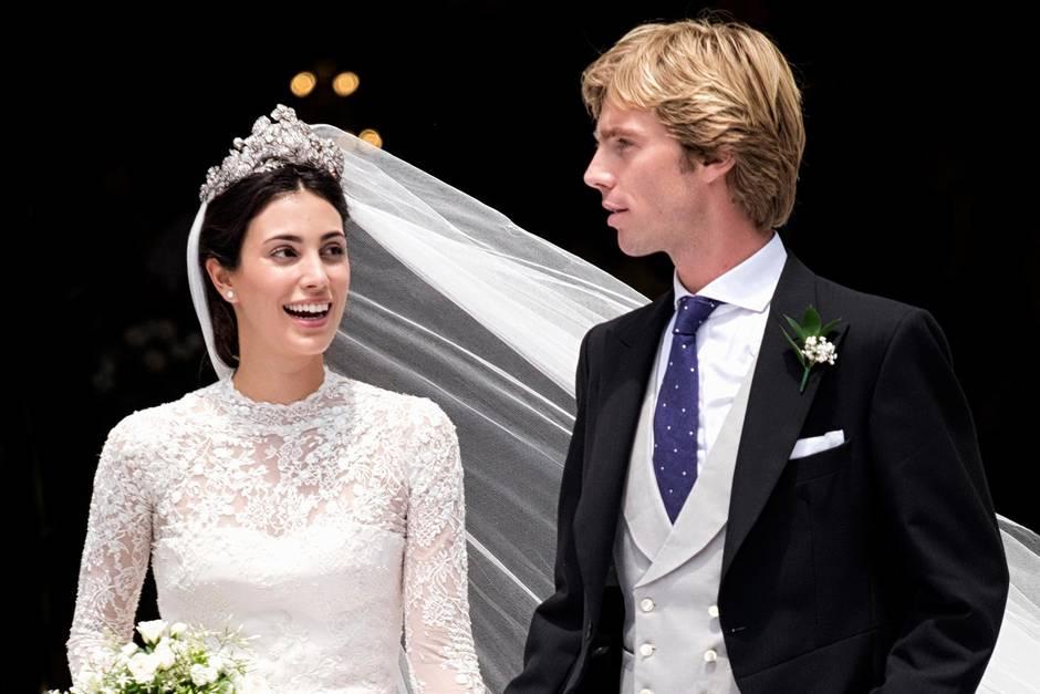 Prinz Christian von Hannover und Alessandra de Osma
