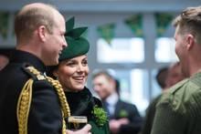Prinz William + Herzogin Catherine: Schwangere Kate feiert St. Patrick's Day feuchtfröhlich