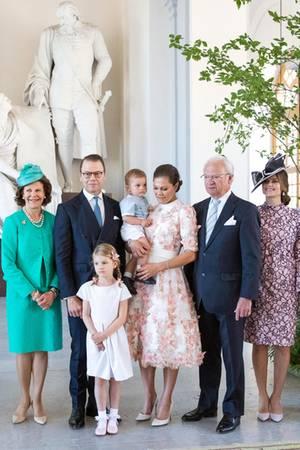 Die schwedischen Royals