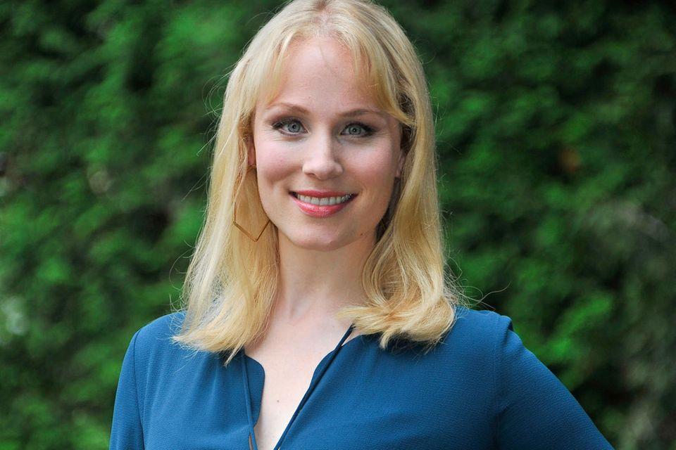"""Louisa von Spies spielt in """"Sturm der Liebe"""""""