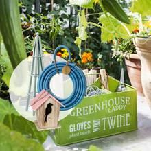 Wir schnappen uns Schäufelchen und Saatgut und helfen dem Frühling auf die Sprünge
