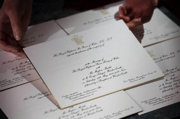 600 glückliche Gäste werden diese Einladung demnächst in ihrem Briefkasten finden.