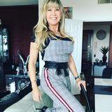 Nach überstandenem Frisörbesuch postet Carmen Geiss ganz stolz dieses Foto ihrer neuen, jugendlichen Pony-Frisur auf Instagram. Steht ihr richtig gut!