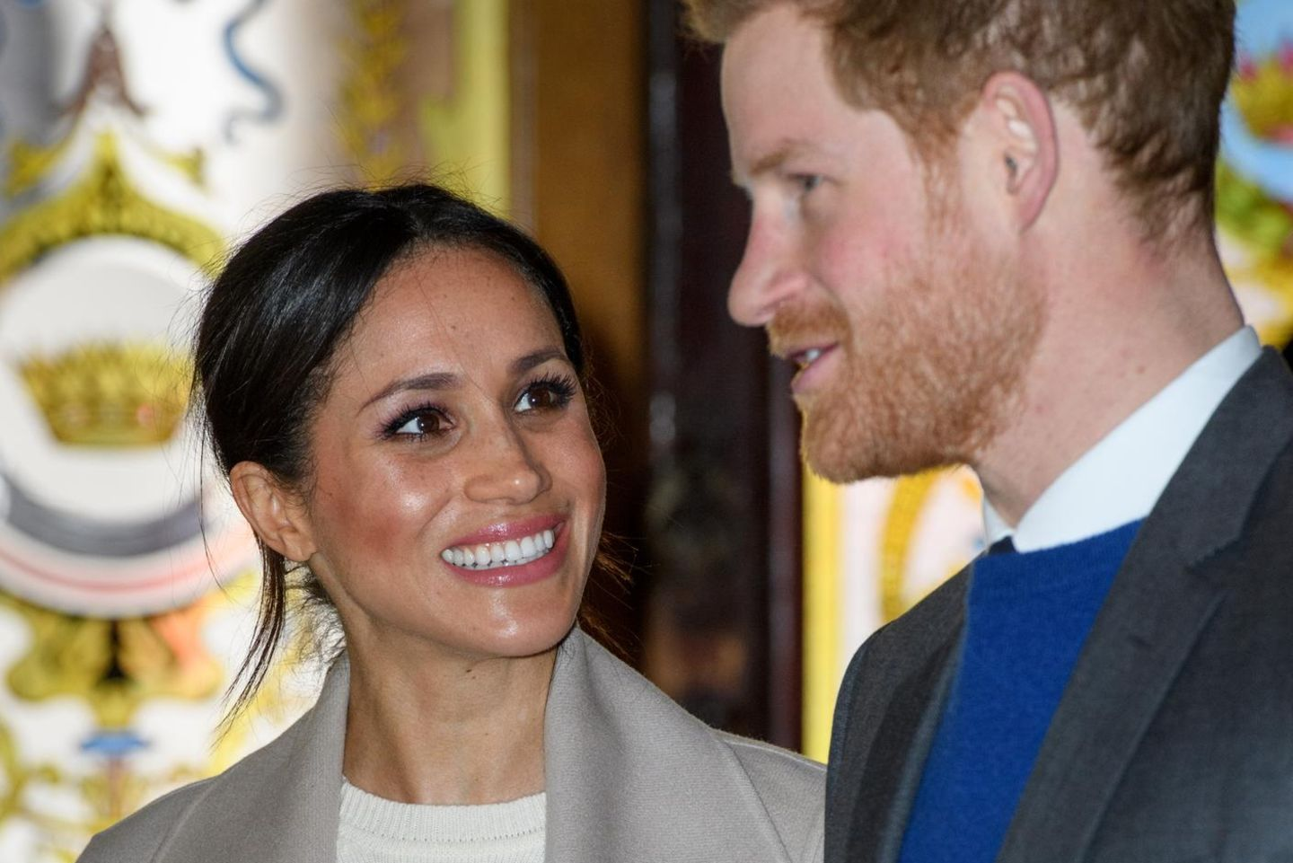 Meghan Markle und Prinz Harry heiraten am 19. Mai in Windsor Castle