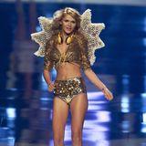 """2012 nahm Sara Kulka an Heidi Klums Modelshow """"Germany's next Topmodel"""" teil und belegte den fünften Platz. Auch ohne Sieg ist die Blondine erfolgreich und war Teil einiger anderer TV-Formate. Inzwischen ist sie zweifache Mutter und hat sich aktuell auch optisch total verändert."""