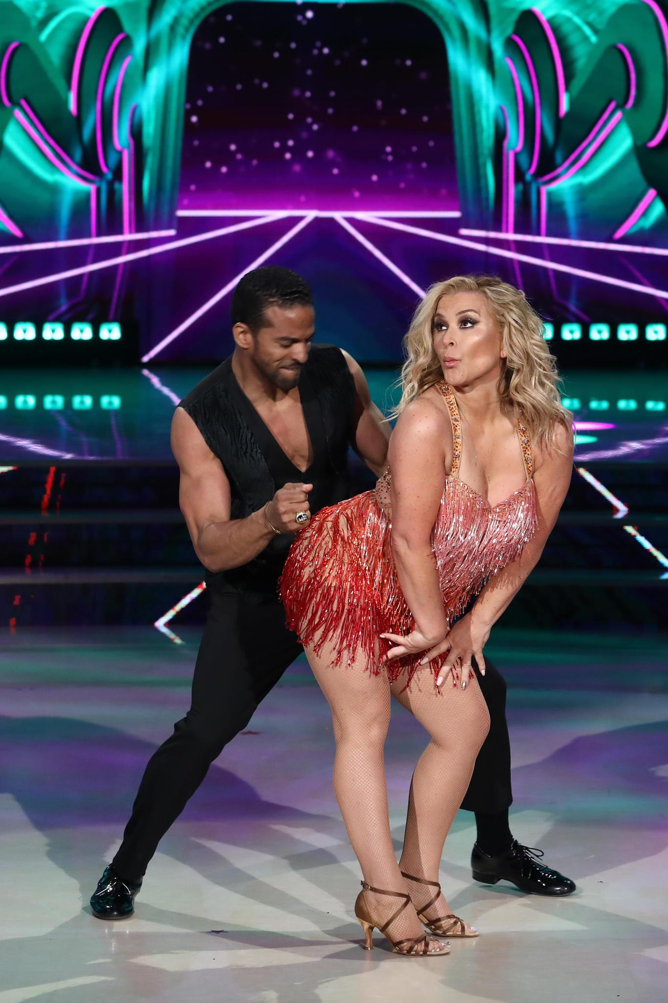 Anastacia Lets Dance