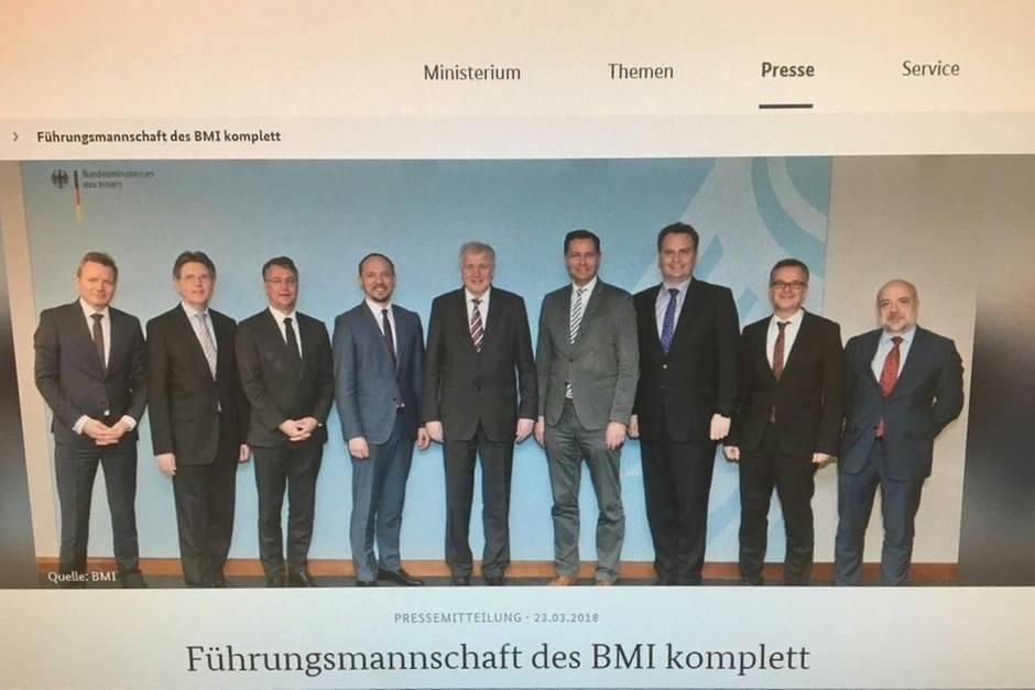 Shitstorm für Horst Seehofer - mehr Staatssekretäre als alle anderen, aber keine Frauen
