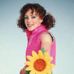 """Mit dem Techno-Song Song """"Herz an Herz"""" gelang Blümchen alias Jasmin Wagner mit gerade mal 15 Jahren der Durchbruch."""