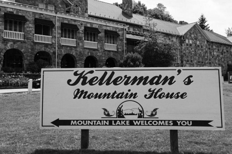 """Das """"Kellerman's"""" aus """"Dirty Dancing"""" gibt es wirklich - es heißt nur anders."""