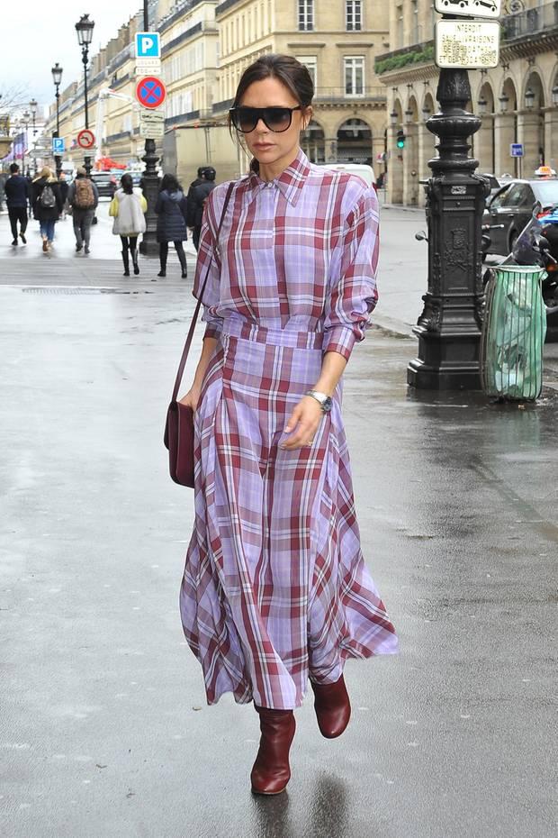 Victoria Beckham Ihre Sch Nsten Looks In Bildern