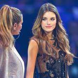 """Celine Bethmann ist das aktuelle """"Germany's next Topmodel"""". Im Finale glänzte sie mit wunderschönen, langen Haaren. Inzwischen trägt die 19-Jährige ihre Haare deutlich kürzer und hat einen viel cooleren, erwachseneren Look."""