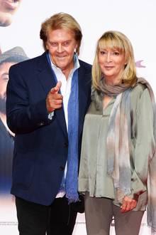 Howard Carpendale und seine Frau Donnice