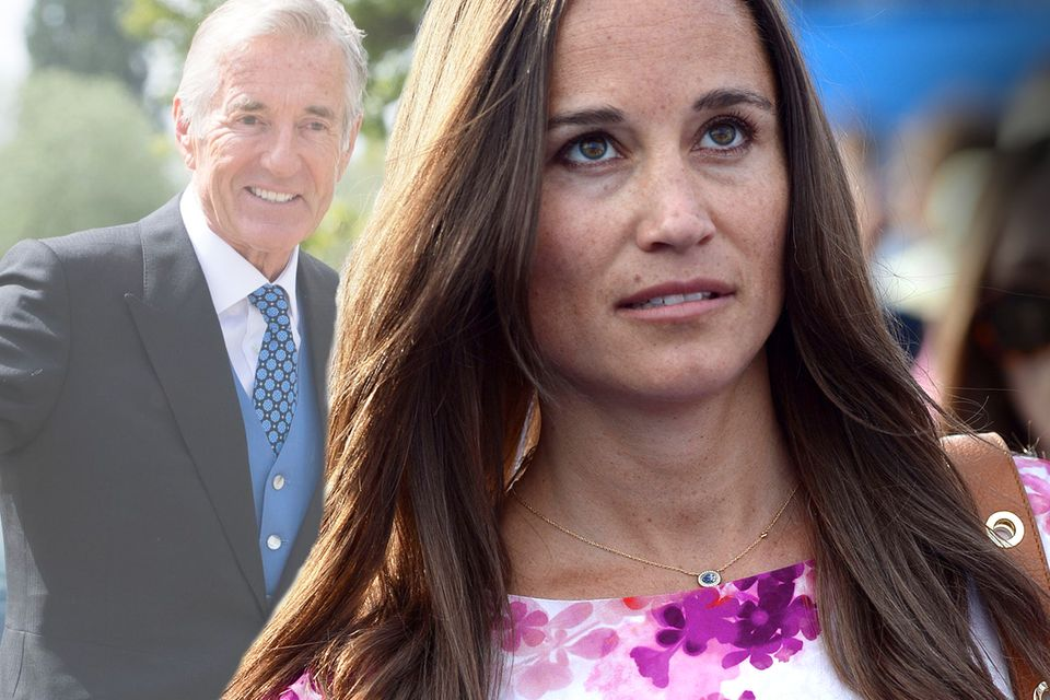 David Matthews, der Schwiegervater von Pippa Middleton, steht unter Verdacht, eine Frau missbraucht zu haben
