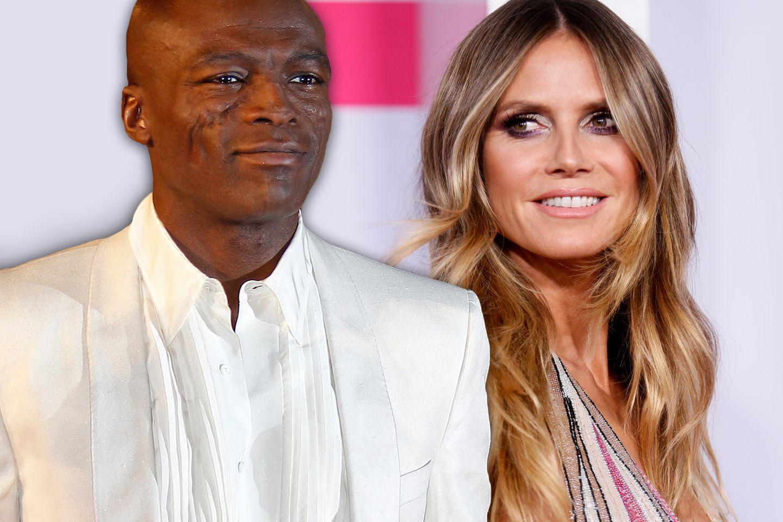 Seal und Heidi sind seit 2014 geschieden.