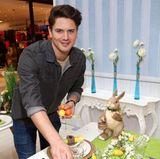 """""""Ich wünsche euch schöne Osterfeiertage"""", postet der ehemalige Mr. Germany Dominik Bruntner."""