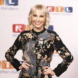 """Neben ihrem ansteckenden Lachen ist """"Guten Morgen Deutschland""""-Moderatorin Susanne Klehn für ihre blonden Kurzhaarfrisuren bekannt. Wie durch Zauberhand hat sich diese über Nacht jetzt allerdings in eine lange Walle-Mähne verwandelt ..."""