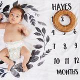 6. März 2018  Der kleine Hayes ist nun schon zwei Monate auf der Welt. Grund für die stolze Mama Jessica dieses süße Foto zu teilen.