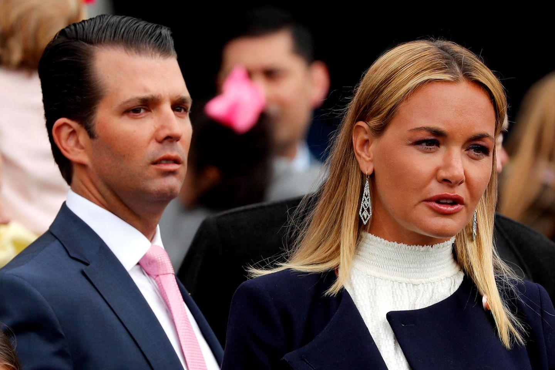 Donald Trump Jr., Vanessa Trump
