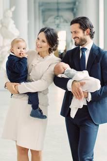 Prinz Alexander, Prinzessin Sofia, Prinz Carl Philip, Prinz Gabriel