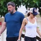 Ben Affleck + Jennifer Garner