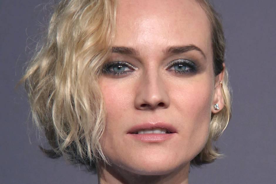 """Erst trug Diane Kruger ihren Bob-Cut für die Rolle in """"Aus dem Nichts"""", inzwischen setzt sie auch privat auf diesen Hairstyle."""