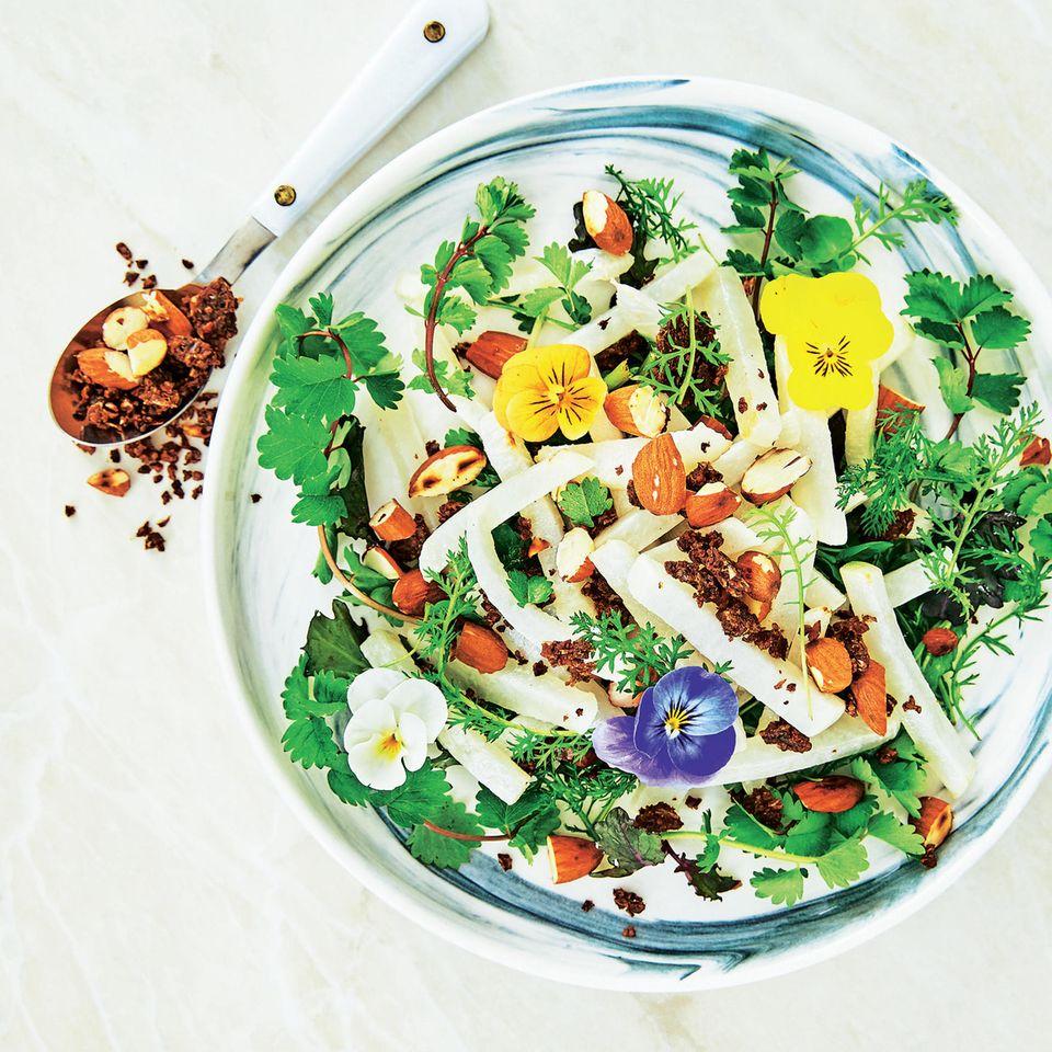 Stadtgarten-Salat