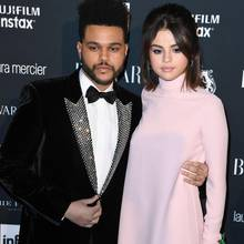 The Weeknd + Selena Gomez im September 2017