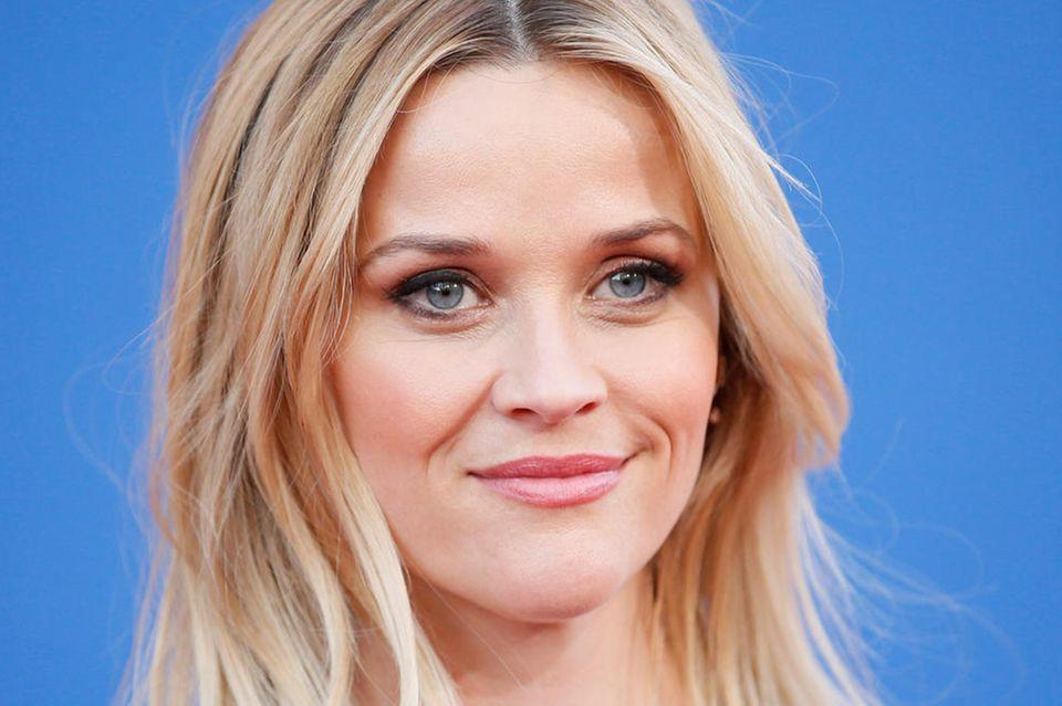 Sie kennt die Tricks gegen dunkle Schatten unter den Augen: Reese Witherspoon