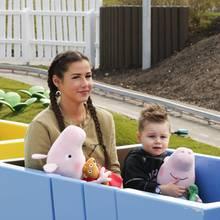 Alessios erster öffentlicher Auftritt!: Überfordert Sarah Lombardi ihren zweijährigen Sohn?