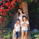 11. März 2018  Alessandra Ambrosio und die Kids Anja und Noah genießen die Sonne in Los Angeles an diesem herrlichen Frühlingstag. Das muss natürlich für die Instagram-Fans festgehalten werden.