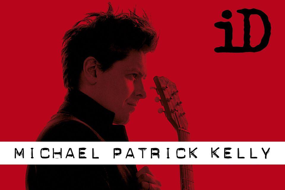 """Cover der extended Version des neuen """"iD""""-Albums von Michael Patrick Kelly"""