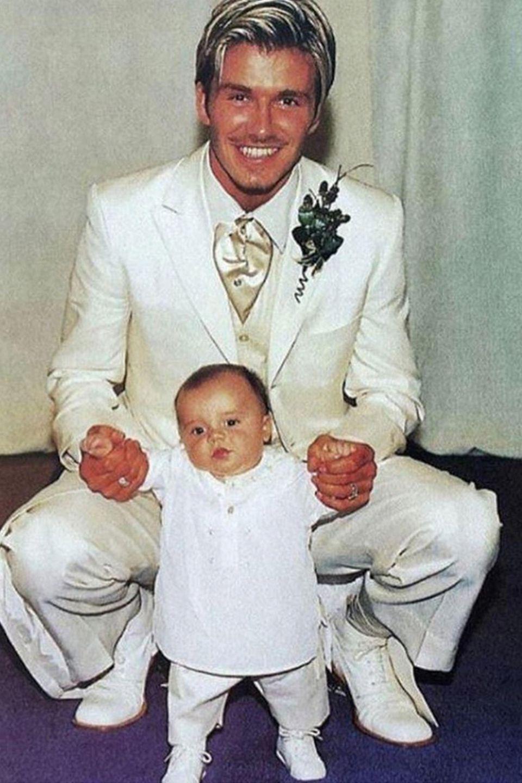 8. April 2018  Was für ein Wonneproppen! Brooklyn Beckham war bei der Hochzeit seiner Eltern Victoria und David am 4. Juli 1999 genau vier Monate jung und so süß. Jetzt teilte der mittlerweile 19-Jährige diese schöne Erinnerung mit seinen Instagram-Followern