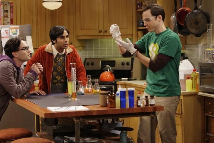 In Folge 9 der Staffel 3 passiert etwas, das Sheldon hätte töten müssen.