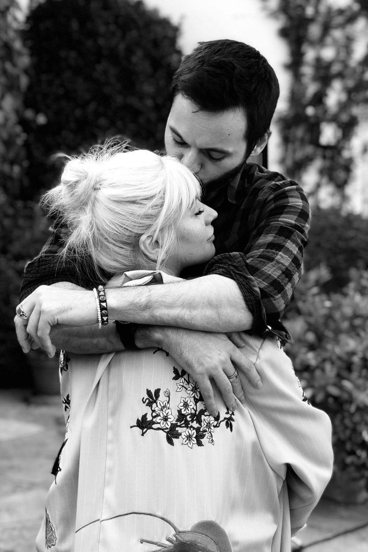 Mit diesem besonderen Moment, auf einem Foto für die Ewigkeit festgehalten, gratuliert Christina Aguilera ihrem EhemannMatthew Rutler zum Geburtstag.