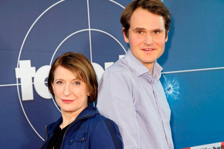 Dagmar Manzel, Fabian Hinrichs