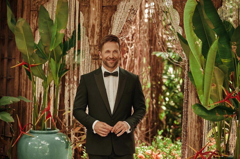 "Moderator Florian Ambrosius, 42, führt durch ""Bachelor in Paradise"""