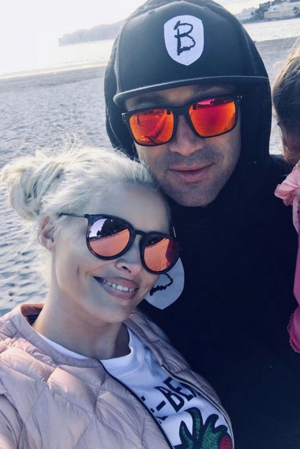 8. April 2018  Nicht nur als Pärchen ergänzen sich Daniela und Lucas. Auch ihr Sonnenbrillengeschmack ist derselbe.