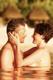 Hardy und Alice Krüger auf Mauritius