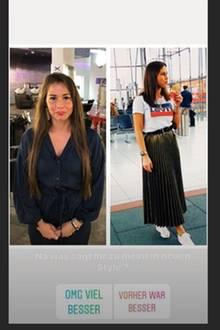 Sarah Lombardi Ehrliche Worte Zum Umstyling Auf Instagram Galade