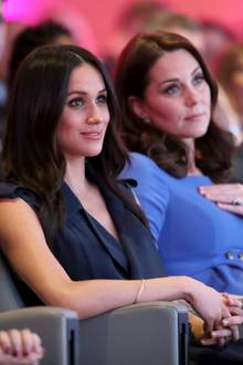 Meghan Markle + Herzogin Catherine