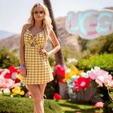 """Auch Lottie Moss folgt der Einladung von """"UGG"""" nach Palm Springs, um die Festival-Saison zu eröffnen."""