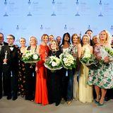 Applaus, Applaus: alle Gewinner der 22. GALA SPA AWARDS auf einem Bild.
