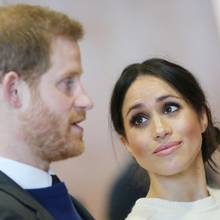 Prinz Harry, Meghan Markle