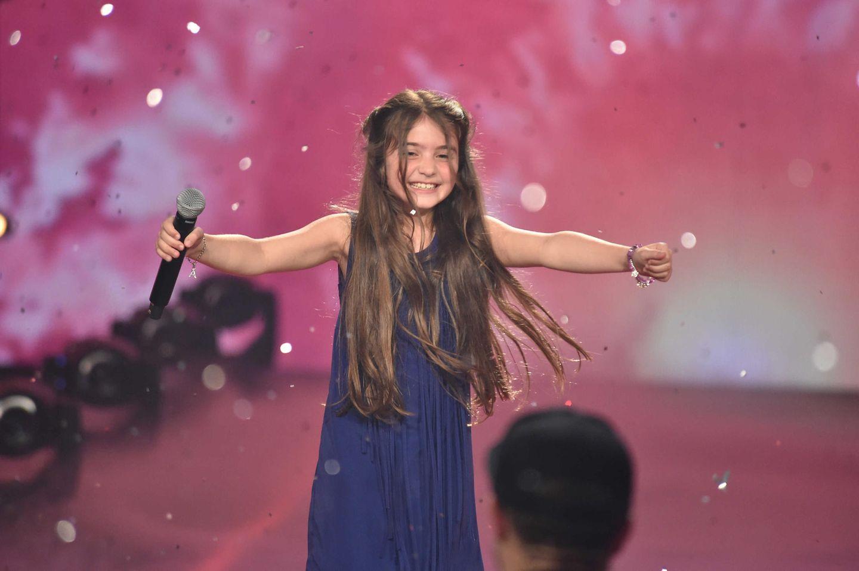"""Mark Forsters Team: Anisa gewinnt """"The Voice Kids"""" 2018"""