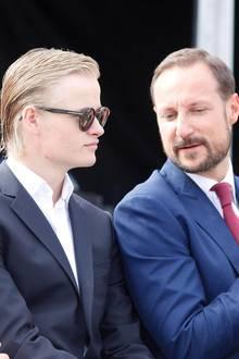 Marius Borg Høiby + Prinz Haakon